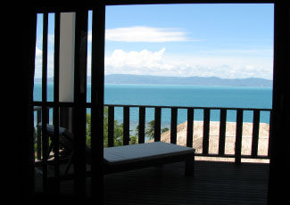 Sea Views from Royal Nature Resort