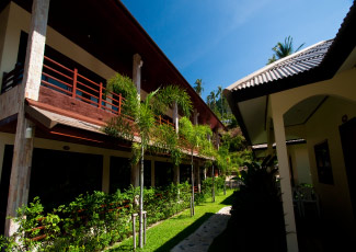 Star Light Resort's Hotel Building