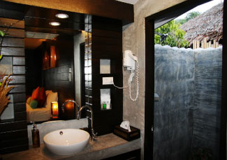 Garden Villa Seaview - Bathroom