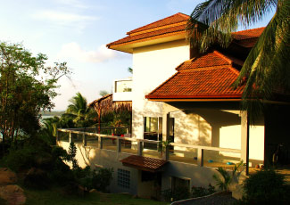 Villa on the hill with family atmosphere