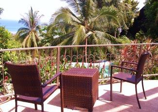 Pool View Terrace