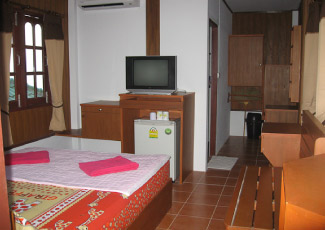 Facilities in room