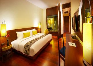 Delux Room - Sea View (Double-Bed)