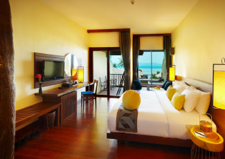 Supreme Delux Room - Sea View (Double-Bed)