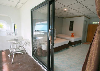Pool Side AC Room