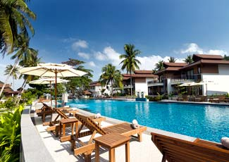 Mae Haad Bay Resort