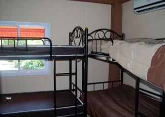 Air-Con Dorm Bunk Beds