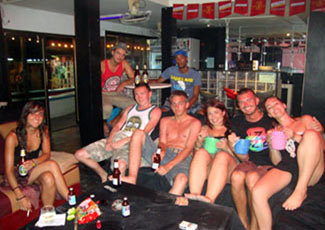 Full Moon Party Night