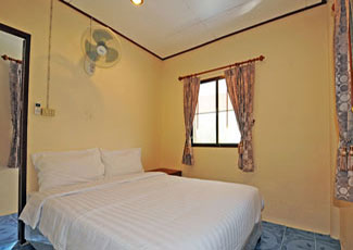 Garden Bungalow 1 Double Bed with Air-Con