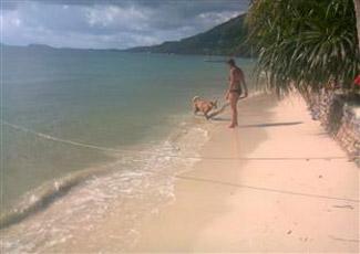 Haad Rin Nai Beach