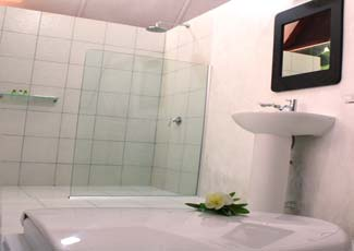 Villa Double Bathroom