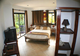 Family Villa with 1 Double Bed