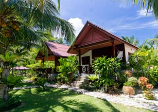 Asia Bungalows - Koh Phangan