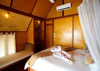 Sea View Hut Air-Con 1 Double Bed