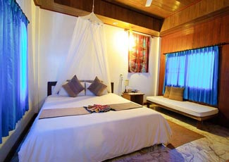Thai House Air-Con 1 Double Bed