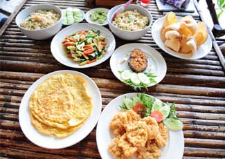 Thai and Western Cuisine