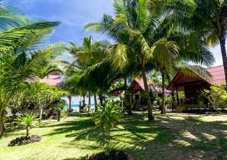 Peaceful & Relaxing Surroundings