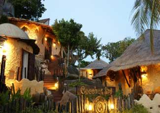 Coco Hut Spa