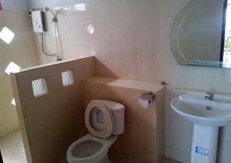 Dorm Toilet