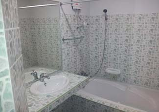Dorm Bathroom
