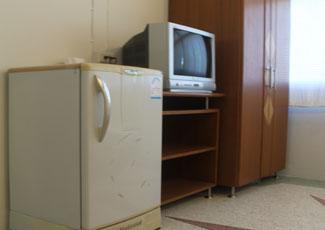 Standard Room's facilities