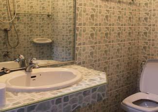 Standard Room's Bathroom