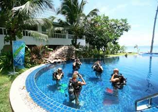 Swimming Pool at Hacienda Resort
