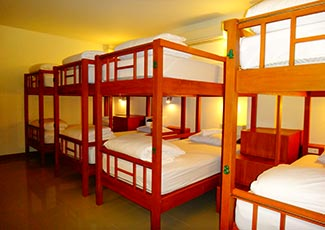 10 beds Dormitory
