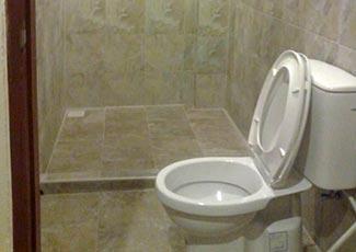 Dormitory Toilet Facility
