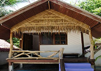 Our Wooden Bungalow