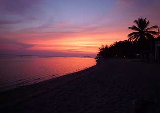 Sunset @ Sea Love Bungalows