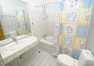 Dormitory Shower Room