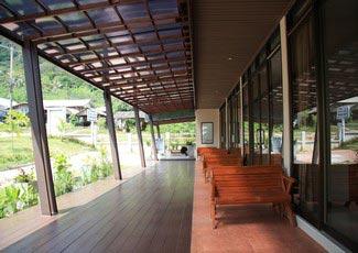Superior Air-Con Room Balcony