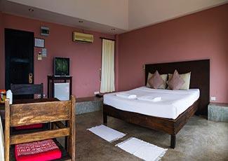Sea View Villa 1 Double Bed