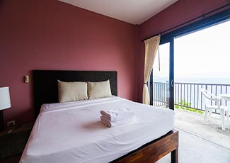 Sea View Deluxe 1 Double Bed