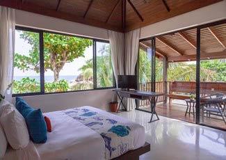 Premium Beach Terrace