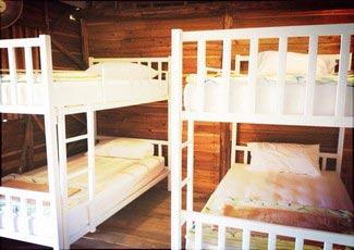 6 Persons Dorm Room