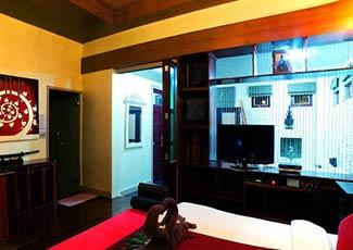 Private Villa 1 Room Occupied
