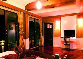 Private Villa 2 Rooms Occupied