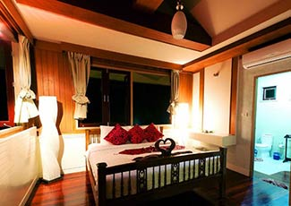 Private Villa 3 Rooms Occupied