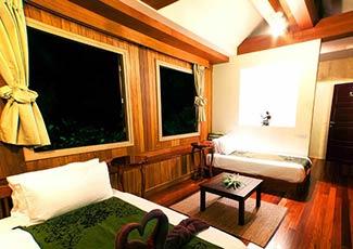 Private Villa 4 Rooms Occupied