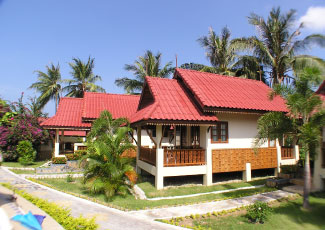 SUPERIOR AIR-CON BUNGALOW AT LONG BAY RESORT