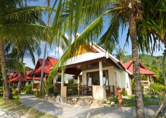 STANDARD AIR-CON BUNGALOW AT LONG BAY RESORT