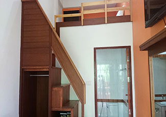Superior Terraced - Bed on upper deck