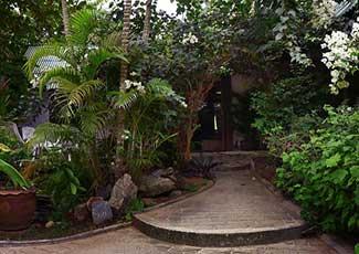 The Villa - Garden