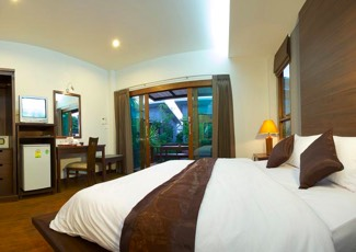 Mangrove Villa bedroom