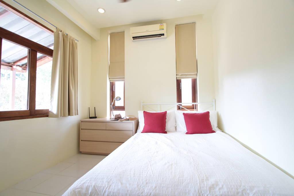 3rd Bedroom with Queensize Bed