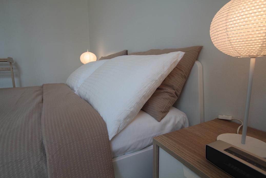 Queen Sized Bed in Second Bedroom