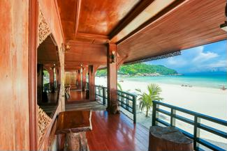 Thai House Villa Beachfront