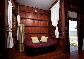 Ocean View Chalet Room